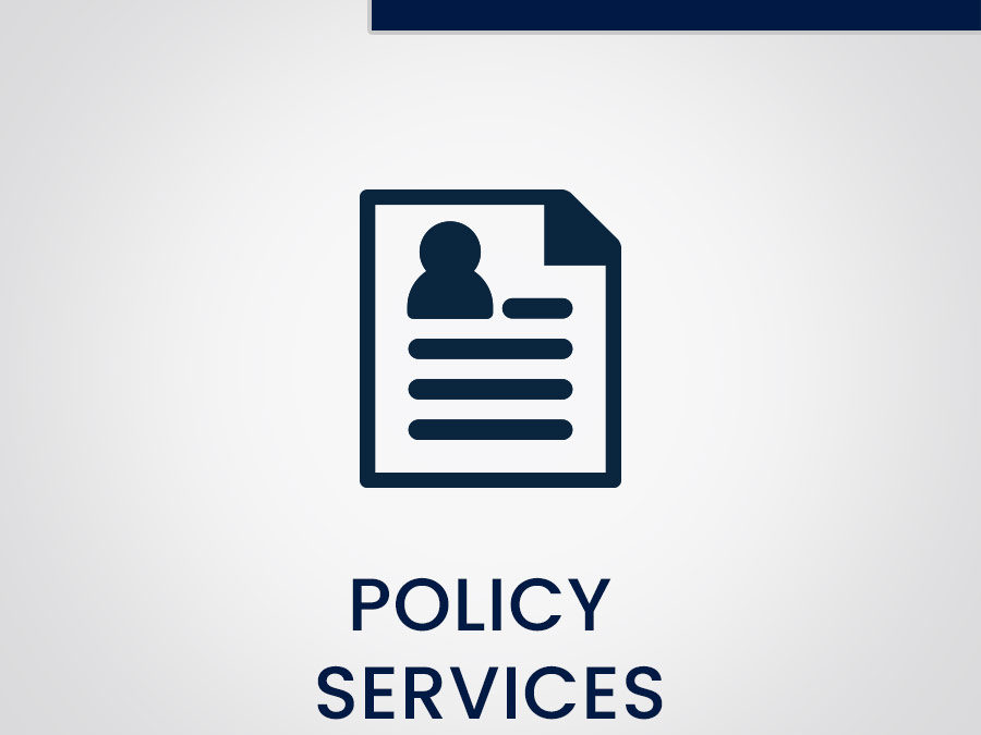Policy Issuance