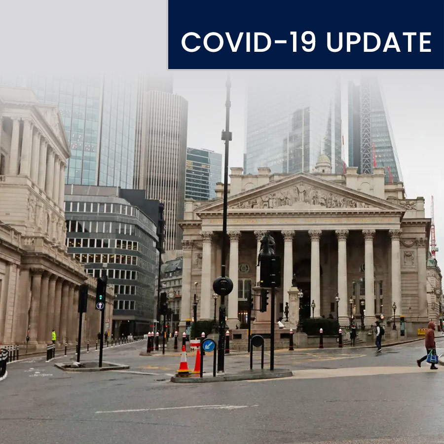 London Market Technology Gap Has Been Widened by COVID-19