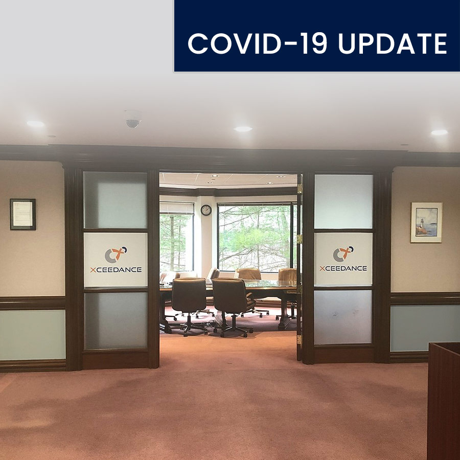 Xceedance CEO Message on COVID-19 Readiness