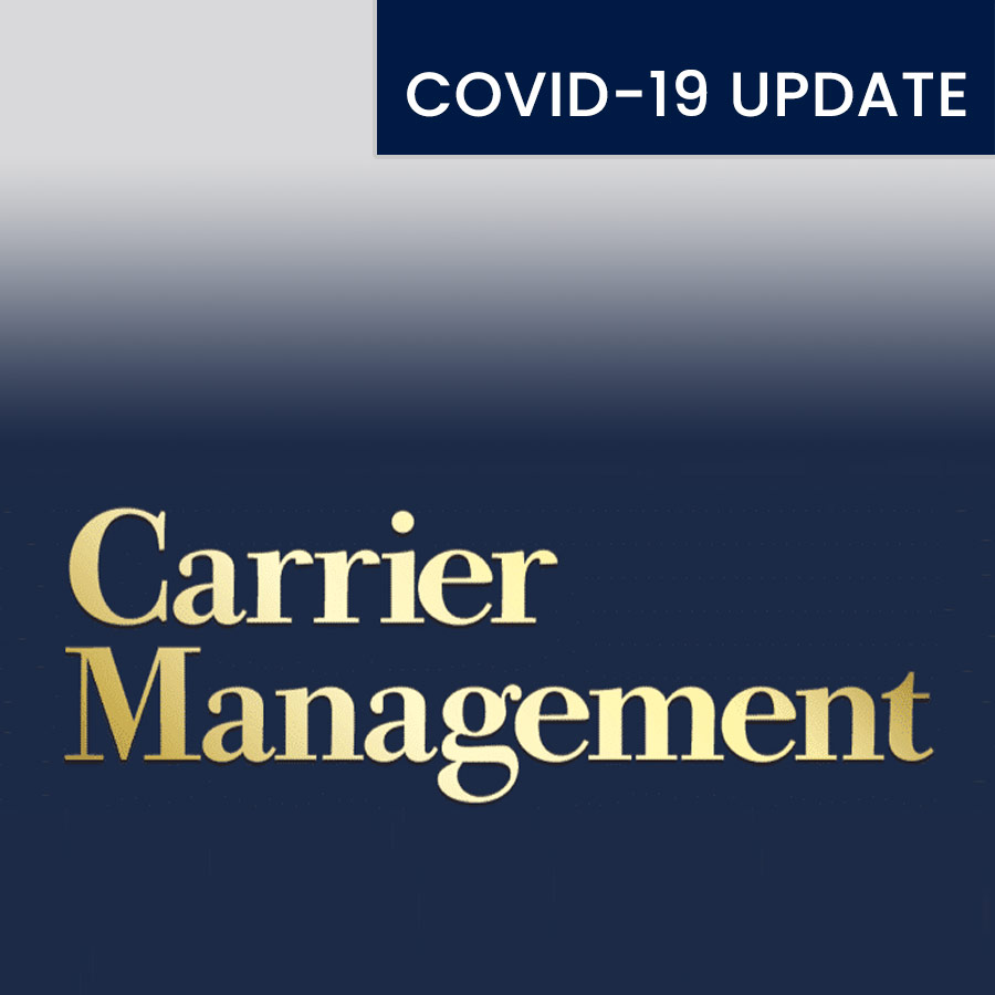 COVID Challenges: Perspective on P/C Insurance Leadership and Operational Productivity